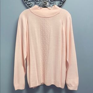 Allison Daley Pink Sweater